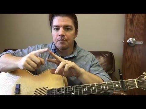 2 Finger G, C, D, Em Chords | Worship Guitar | Matt McCoy
