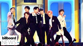 BTS' 'Dynamite' Breaks Billboard Record I Billboard News
