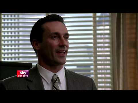 Sky Box Sets - Mad Men
