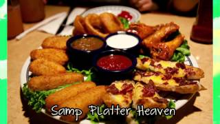 Deep Fried Appetizers - Food Pourn