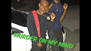 YNW Melly - Murder On My MInd (Audio)
