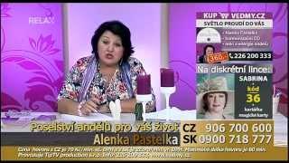 Alenka Pastelka - 10.11.2015 - Vědmy radí