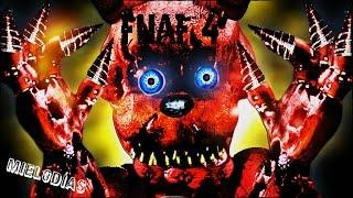 Fnaf 4 - Terror Rap, Beat Hip Hop Instrumental, Prod By. Mielodias (Free Beat)