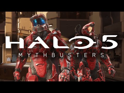 Halo 5 Mythbusters Just Broke My Heart
