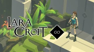 Lara Croft Go - Gameplay Android