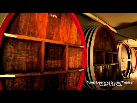 Winery Tours YouTube video