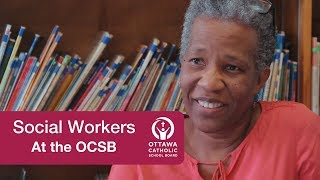 Social Workers at the Ottawa Catholic School Board