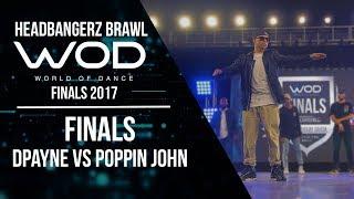 Headbangerz Brawl Finals | World of Dance Finals 2017 | #WODFINALS17