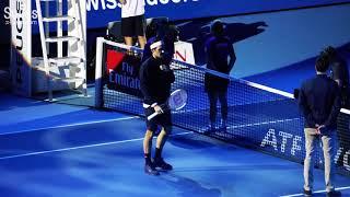 フェデラー準決勝 スイス・インドア2018 Swiss Indoors Basel 2018.10.27【スイス情報.com】