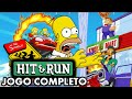 The Simpsons: Hit amp Run Jogo Completo Gameplay Do In
