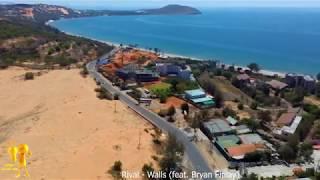 Toàn Cảnh Đồi Cát Mũi Né   Phan Thiết Nhìn Từ Flycam