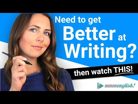 Write Better in English ✍️ Teacher's Tips!