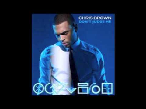 Chris Brown-Don't Judge me (audio)