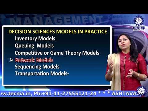 MBA|DECISION SCIENCES|SEM-1|LEC-02|DR. KANIKA GUPTA ...