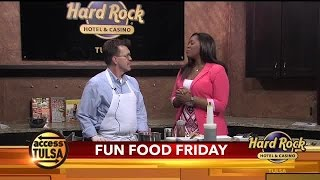 Fun Food Friday: Bluestone Steak House & Seafood chef Bill Tackett shares recipes for sea scallops