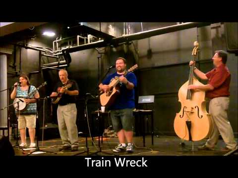 Train Wreck performed at The Backdoor Playhouse (a new Wilder Mountain original)