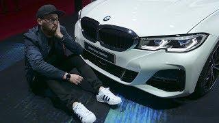 Новая BMW 3 с USB Type-C!