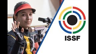 Interview with Laura-Georgeta COMAN (ROU) – 2018 ISSF World Cup in Guadalajara (MEX)