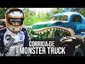 Corrida De Monster Truck Monster Jam Steel Titans Gamep