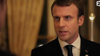 French President Emmanuel Macron predicts Islamic State group will be defeated in Syria by February