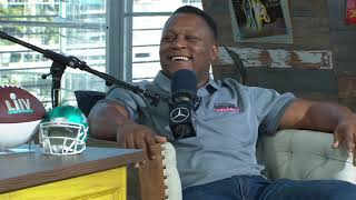 Hall of Famer Barry Sanders Joins the Dan Patrick Show in Miami | Full Interview | 1/29/20