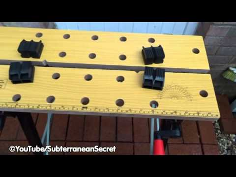 Closer Look at the PowerFix Workbench from Lidl