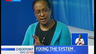 Dr.Jackie Kitulu: Kenya has shortage of work force in the hospital and also issues with distribution
