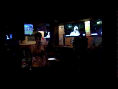 Karaoke Night-EnSpyre's Live performance at Ham's Restaurant