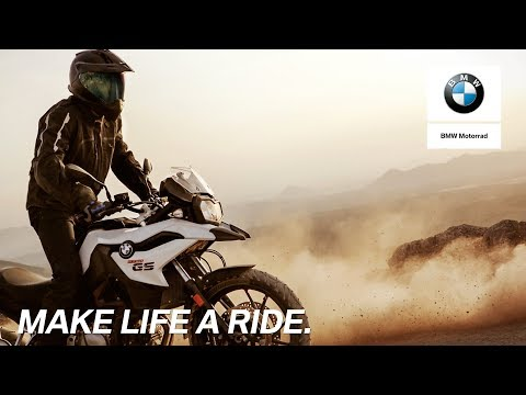 2019 BMW F 750 GS in Centennial, Colorado - Video 1