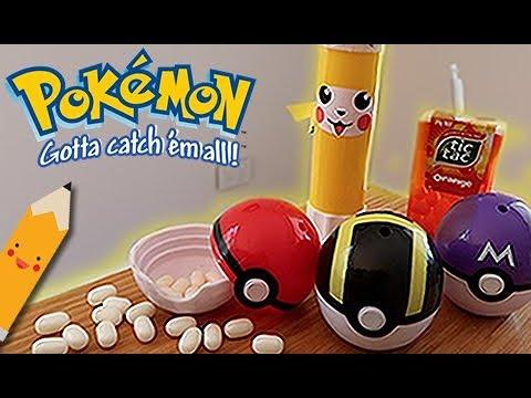 Back To School **Pokemon** Hacks!!