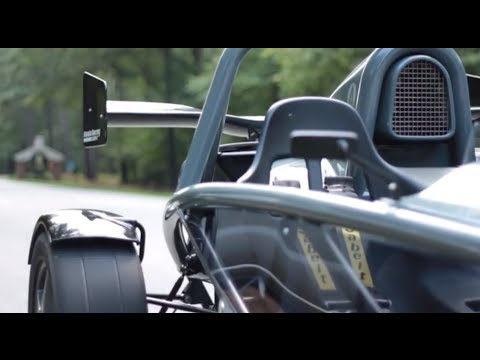 Behind the Ariel Atom 3