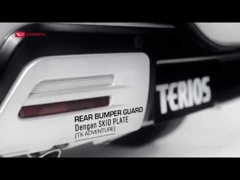 Review Daihatsu Terios 2014 Indonesia