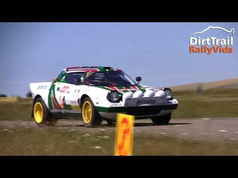 Lancia Stratos WRC Car Sounds