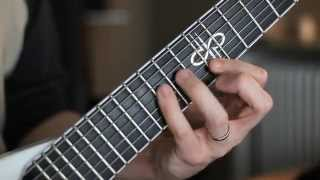 """Devin Townsend """"By Your Command"""" Playthrough   Toontrack Version"""