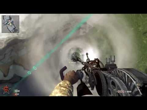 Paralyzer in Multiplayer - Call of Duty Black Ops Mod Buried Zombies Wonder  Weapon - TheRelaxingEnd