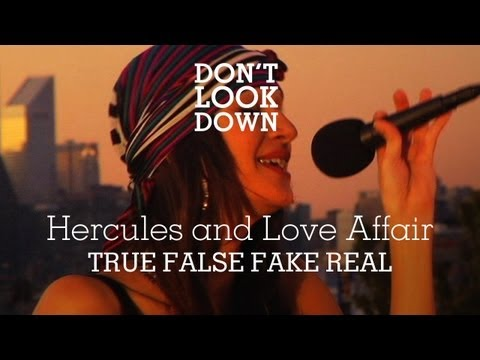 Música True False / Fake Real