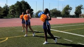 How to Learn a Cheer | Cheerleading