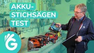Akku-Stichsäge Test – Makita und Bosch und Co. im Vergleich