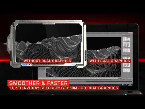 Lenovo IdeaPad Y400/Y500 tour