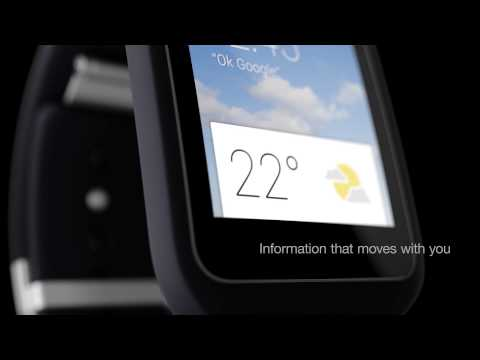 The newest Sony SmartWear announced – SmartWatch 3 and SmartBand Talk [video]