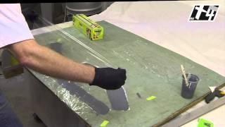 RV-14 Canopy Fairing Area Preparation Part 03