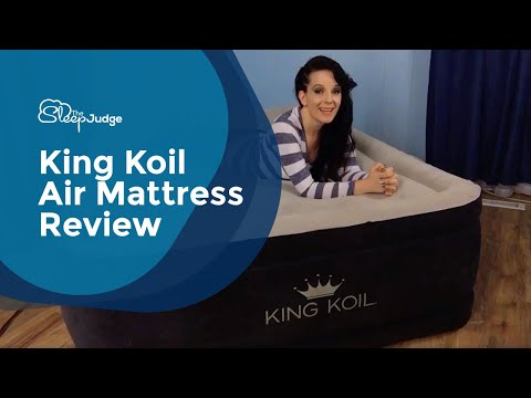 King Koil Air Mattress Review