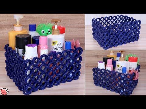 Best Out of Waste Idea || DIY Multi Storage Box || Organization Idea