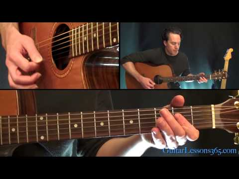 Melissa Guitar Lesson - The Allman Brothers Band