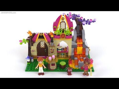 LEGO® Elves Эзари и волшебная пекарня 41074