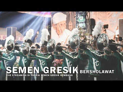 Semen Gresik Bersholawat & 100 Hari Wafatnya Alm Mbah Moen