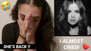 Selena Gomez   Lose You To Love Me (Official Video) *REACTION
