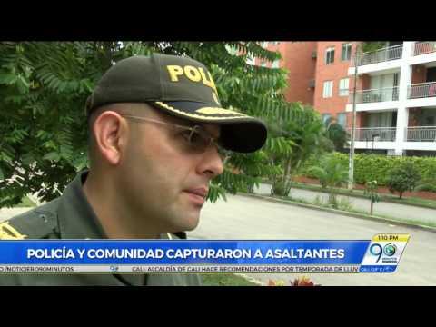 Capturan dos hombres que robaron 20 millones en la galería Santa Elena