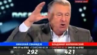 Жириновский резидент Comedy Club?!