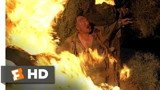 The Hills Have Eyes (1/5) Movie CLIP - Burned Alive (2006) HD